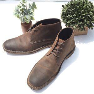 Johnston and Murphy Men's Chukka Boots size 12